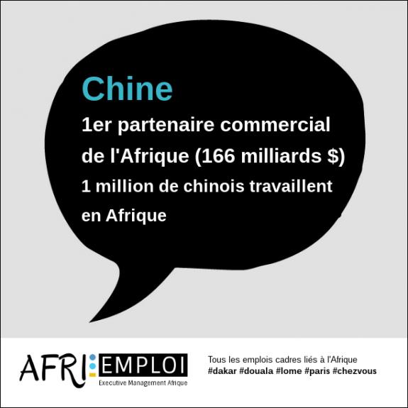afrique, emploi, cadres, chine